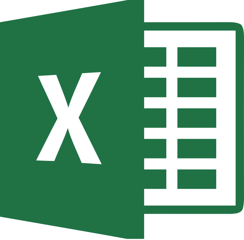 A programmer using Excel