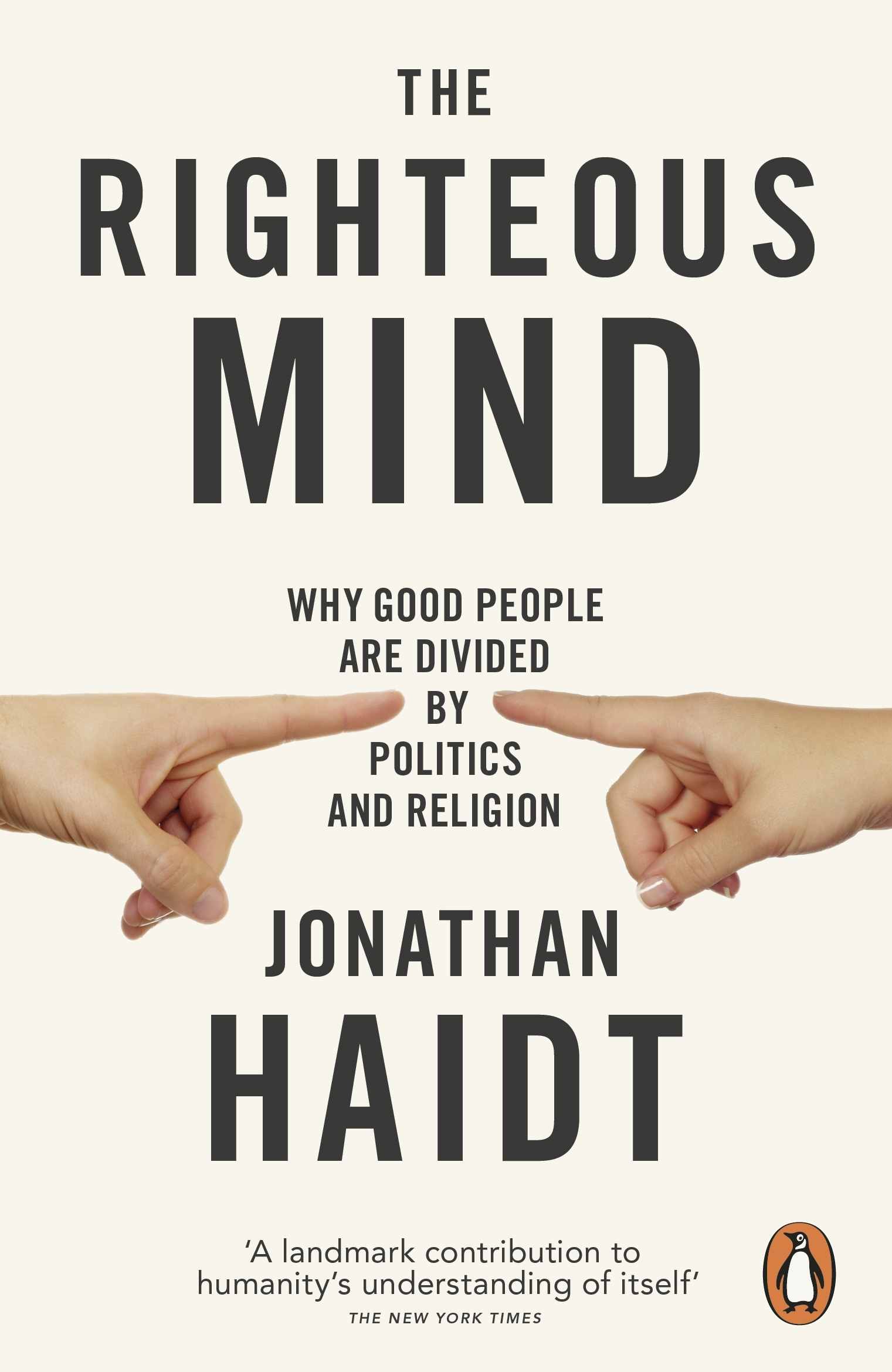 The Righteous Mind: Book Review